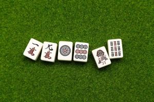 麻雀ヤオ九牌