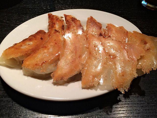 麺屋 船橋の餃子